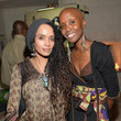 Tiffany Persons Shine On Sierra Leone's Annual LIGHT THE NIGHT Event