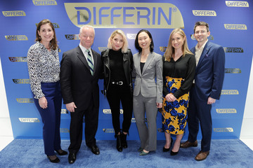 Tiffany Smith National Launch of Differin Gel With Ashley Benson at Nestle SHIELD Center in New York City