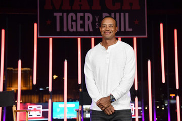 Tiger Woods The Match: Tiger vs. Phil - VIP After Party