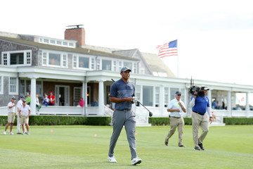 Tiger Woods US Open - Round One