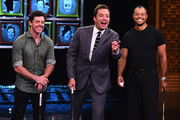 Tiger Woods and Rory Mcllroy Visit 'The Tonight Show'