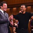 Tiger Woods Gives Fallon a Golf Lesson