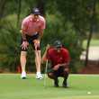 Tiger Woods European Best Pictures Of The Day - May 25