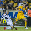 Andre-Pierre Gignac and Pablo Aguilar Photos