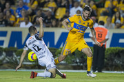 Andre-Pierre Gignac and Pablo Aguilar Photos Photo
