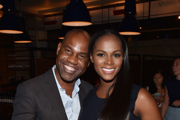 Tika Sumpter Miramax, Roadside Attractions, and IM Global with the Cinema Society Host a Screening of 'Southside With You' - After Party