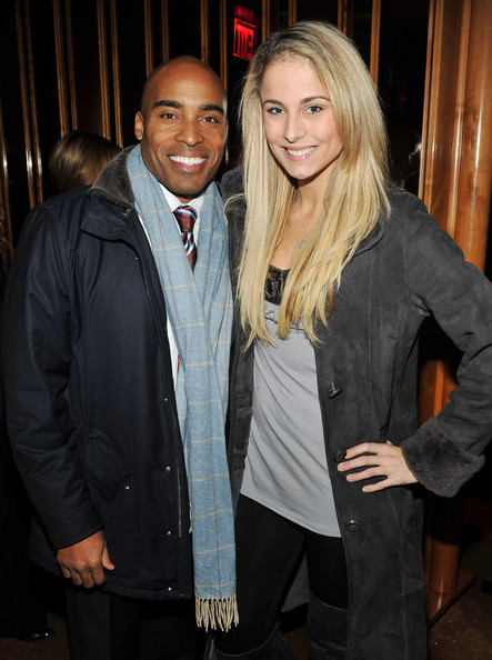 tiki barber & traci lynn johnson pics