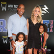 Tiki Barber Russell Wilson & Ciara Launch 3Brand At Rookie USA Flagship