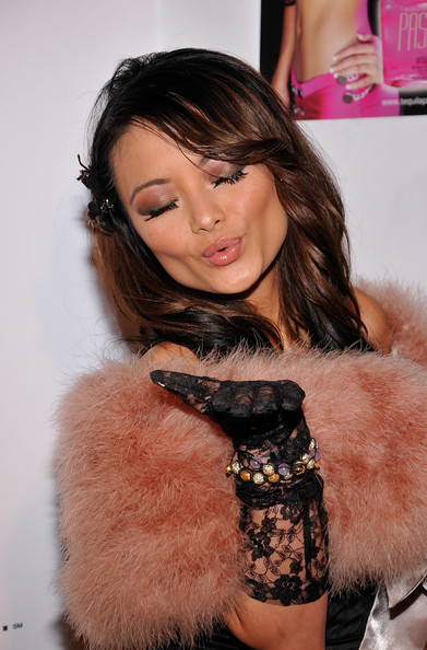 Tila Nguyen Actress Tila Tequila arrives at Hollywood publicist Charmaine ...