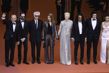 Tilda Swinton Bill Murray 'The Dead Don't Die' & Opening Ceremony Red Carpet - The 72nd Annual Cannes Film Festival
