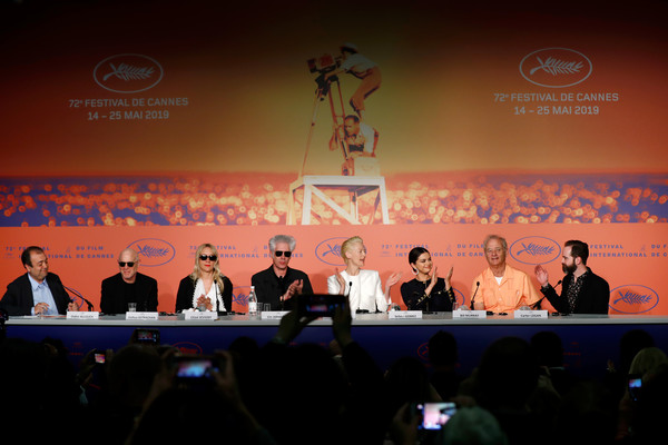 'The Dead Don't Die' Press Conference - The 72nd Annual Cannes Film Festival