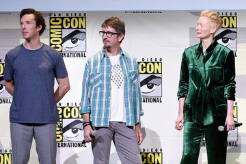 Tilda Swinton Comic-Con International 2016 - Marvel Studios Presentation