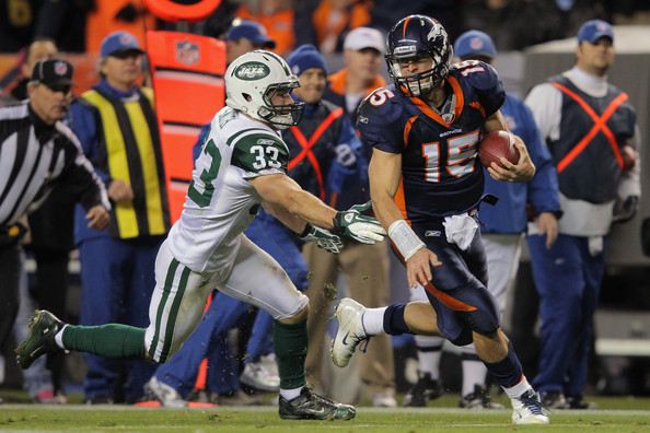 Reactor: Tebow leads Broncos over Jets, 17-13 - NFL - Zimbio