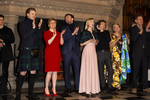 Scotland Premiere Of 'Mary Queen Of Scots'