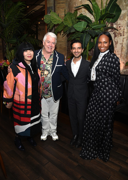 The Business Of Fashion Celebrates Special Print Edition On 'The Age Of Influence' In New York
