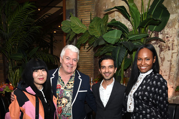 Tim Blanks Imran Amed The Business Of Fashion Celebrates Special Print Edition On 'The Age Of Influence' In New York