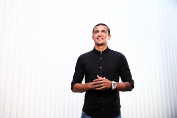 Tim Cahill Tim Cahill Press Conference