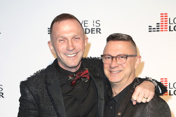 Tim Campbell Chaz Dean Winter Party 2017 Benefiting Love is Louder