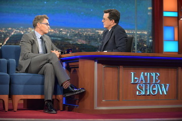 """Tim Daly CBS's """"The Late Show with Stephen Colbert"""" - Season Two"""