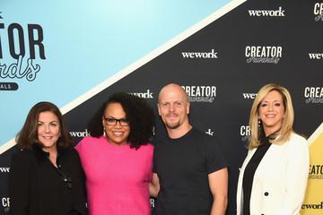 Tim Ferriss WeWork Presents Creator Awards Global Finals at the Theater at Madison Square Garden - Arrivals