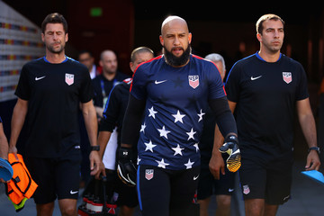 Tim Howard United States v Jamaica: Final - 2017 CONCACAF Gold Cup