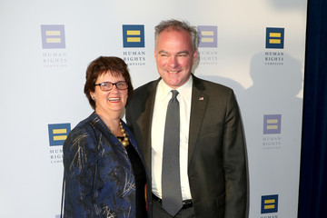 Tim Kaine Human Rights Campaign's 2017 Los Angeles Gala Dinner - Arrivals
