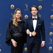 Tim Loden 70th Emmy Awards - Arrivals
