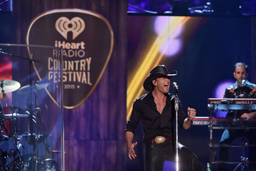 Tim McGraw 2015 iHeartRadio Country Festival - Show