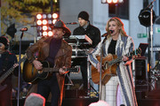 Tim McGraw & Faith Hill Perform on NBC's 'Today'