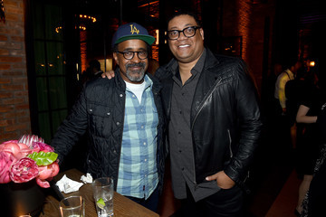 Tim Meadows Entertainment Weekly & People New York Upfronts Party 2018 - Inside