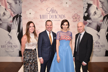Tim Mendelson Actress Camilla Belle Co-Hosts Elizabeth Taylor Love & White Diamonds New Fragrance Launch