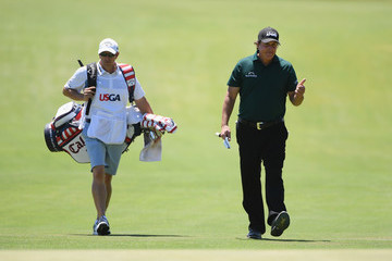 Tim Mickelson US Open - Round Three