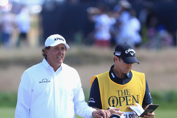 Tim Mickelson 147th Open Championship - Final Round