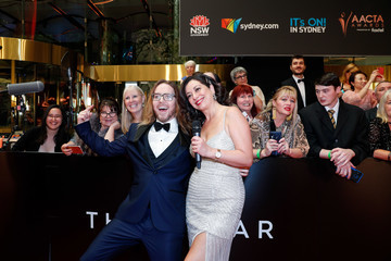 Tim Minchin Celebrities Attend the 2019 AACTA Awards at The Star