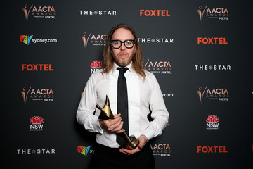 Tim Minchin 2020 AACTA Awards Presented by Foxtel | Television Ceremony - Media Room