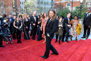 Tim Minchin The Olivier Awards 2017 - VIP Arrivals