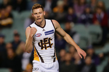 Tim O'Brien AFL Rd 18 - Fremantle v Hawthorn