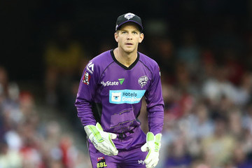Tim Paine Big Bash League - Renegades v Hurricanes