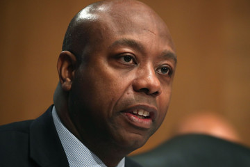 Tim Scott Former Equifax CEO Richard Smith Testifies to Senate Banking Committee on Company's Recent Massive Data Breach