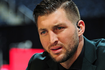 Tim Tebow College Football Playoff National Championship Media Day