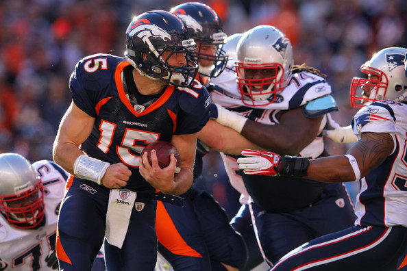 Tim Tebow Photos - New England Patriots v Denver Broncos - Zimbio