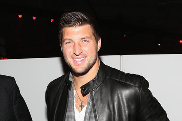 Tim Tebow ESPN The Party - Inside