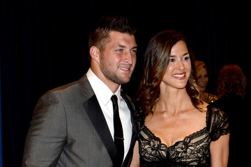 Tim Tebow 100th Annual White House Correspondents' Association Dinner - Arrivals