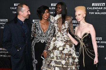 Tim Walker 2018 Pirelli Calendar Launch Gala