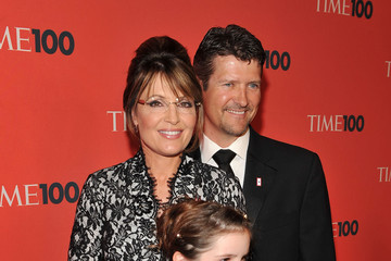 Sarah Palin Piper Palin Time's 100 Most Influential People in the World Gala - Red Carpet