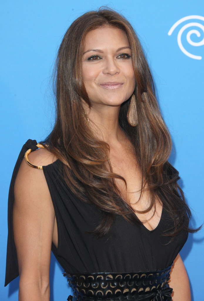 """Time Warner Cable Specials >> Nia Peeples in Time Warner Cable Media's """"Cabletime"""" Upfront Event - Zimbio"""