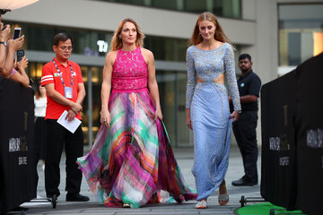 Timea Babos BNP Paribas WTA Finals Singapore Presented By SC Global - Day 3