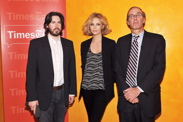 Charles McGrath TimesTalks Presents A Conversation With Charlize Theron And Jason Reitman