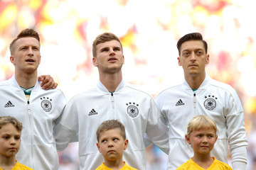 Timo Werner Korea Republic Vs. Germany: Group F - 2018 FIFA World Cup Russia