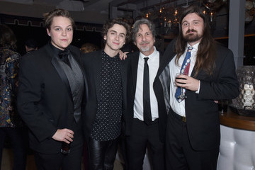 TimothŽe Chalamet Netflix 2019 SAG Awards After Party